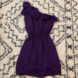 Chelsea and violet purple dress. XSmall.